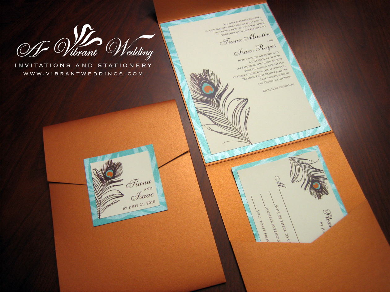 Brown Designs Page 4 A Vibrant Wedding