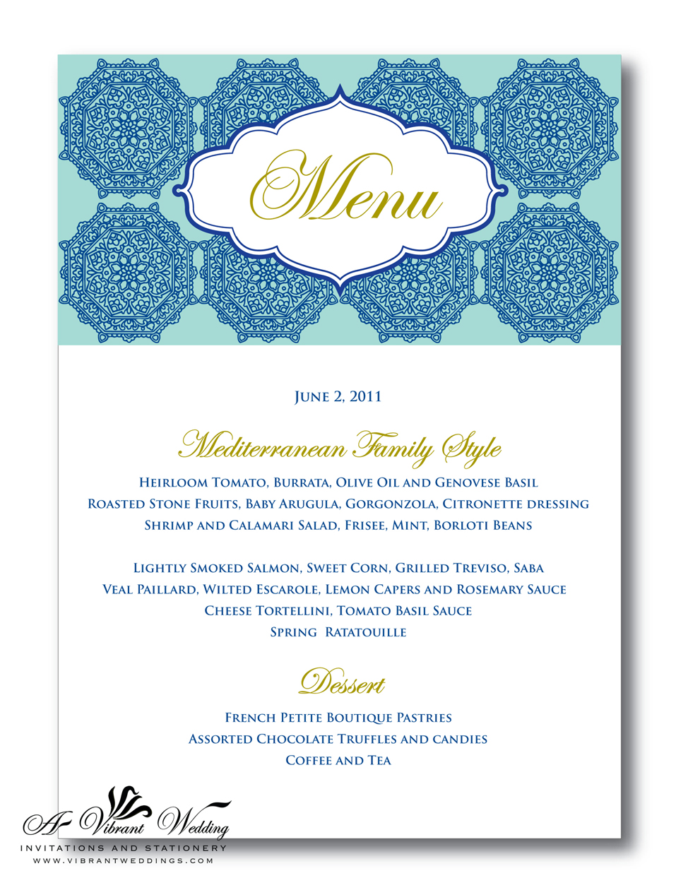 Middle Eastern Theme Designs – Page 2 – A Vibrant Wedding