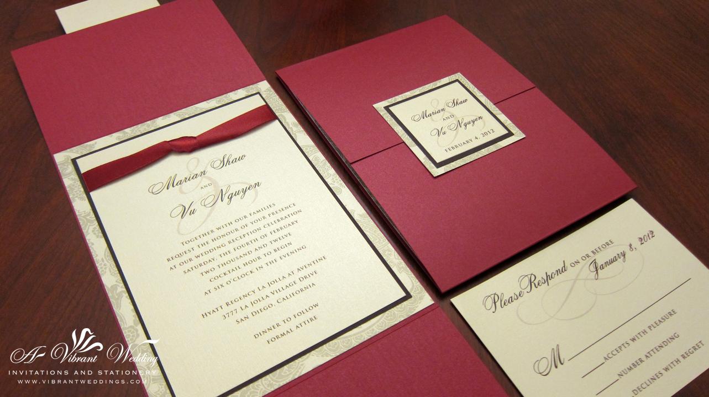 Fall Wedding Invites for amazing invitations layout