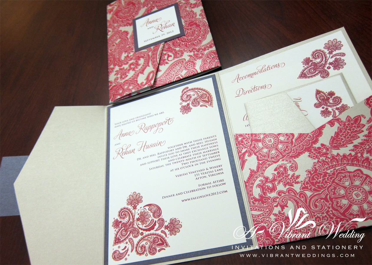 Indian Theme Designs – A Vibrant Wedding