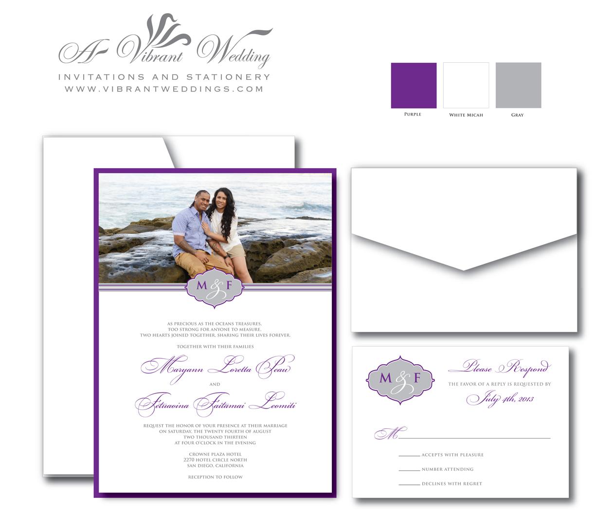 Contemporary Theme Designs A Vibrant Wedding